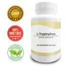 Pure Science L-Tryptophan 500mg – Regulates Mood, Improves Relaxation & Sleep