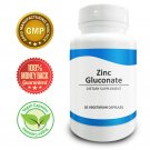 Pure Science Zinc Gluconate 60mg – Boosts Immunity & Cell Regeneration