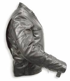Rhythm Grey Leather Jacket