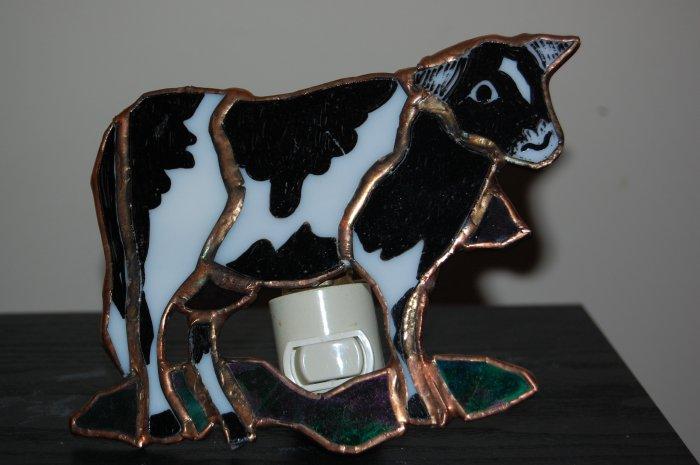 Cow nightlight