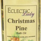 Christmas Pine Bath Oil