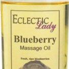 Blueberry Massage Oil