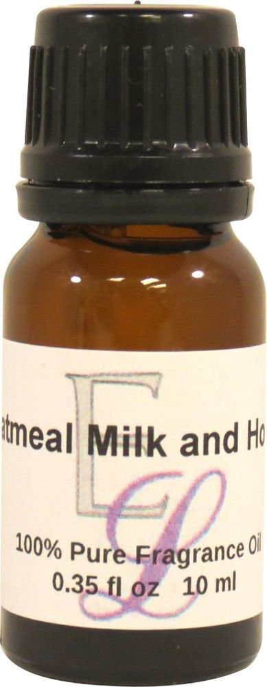 Oatmeal Milk and Honey Fragrance Oil, 10 ml