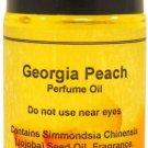 Georgia Peach Perfume Oil, Roll On Perfume Oil