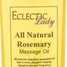 Rosemary All Natural Massage Oil