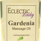 Gardenia Massage Oil