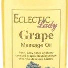 Grape Massage Oil