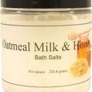 Oatmeal Milk and Honey Bath Salts