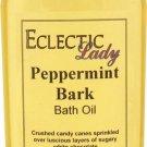 Peppermint Bark Bath Oil