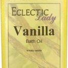 Vanilla Bath Oil
