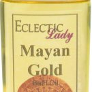 Mayan Gold Bath Oil