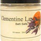 Clementine Lavender Bath Salts