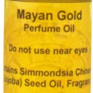 Mayan Gold Perfume Oil, Roll On Perfume Oil