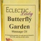 Butterfly Garden Massage Oil