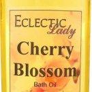 Cherry Blossom Bath Oil