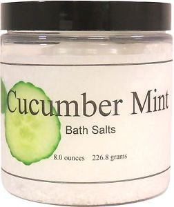 Cucumber Mint Bath Salts