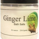 Ginger Lime Bath Salts