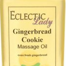 Gingerbread Cookie Massage Oil