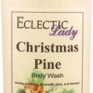 Christmas Pine Body Wash