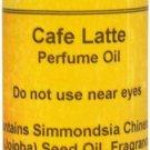 Cafe Latte Perfume Oil, Roll On Perfume Oil