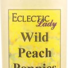 Wild Peach Poppies Body Wash
