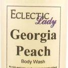 Georgia Peach Body Wash