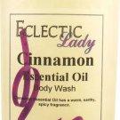 Cinnamon Essential Oil Body Wash