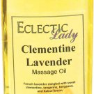 Clementine Lavender Massage Oil