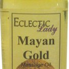 Mayan Gold Massage Oil