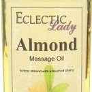 Almond Massage Oil