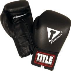 TITLE platinum series glove