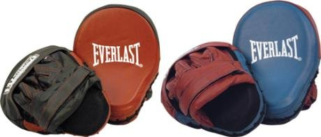 Everlast Curved punch mitts