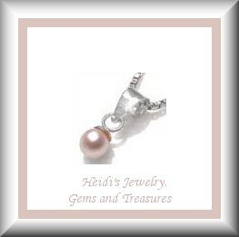 Baby Children's Jewelry Pink Pearl Sterling Silver Necklace/Flower Girl/ Free Shipping
