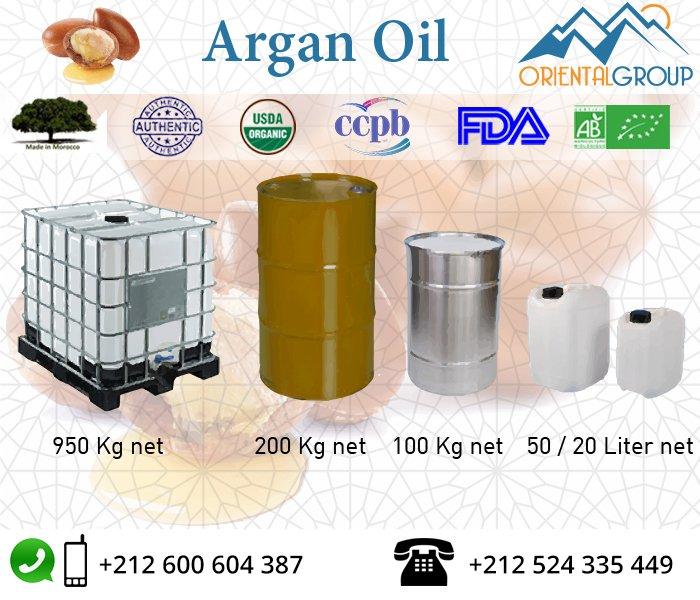 moroccan bio argan oil in bulk