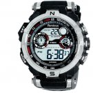 Armitron Men's Multi-Functional Digital Sport Wrist Waterproof Watch