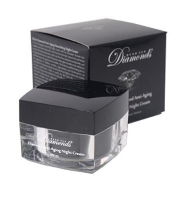 Black Diamond Anti-Aging Nourishing Night Cream 1.76fl oz