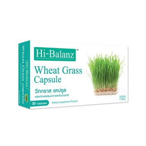 Hi-Balanz Wheat Grass (30 Capsules)