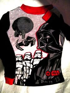 STAR WARS SOFT LONG SLEEVED TOP SIZE 4