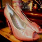 PAOLO LINEA HIGH HEELS SIZE 11M ROSE COLOR