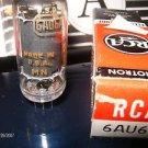 RCA 6AUGA Vintage Tube & Tube Socket