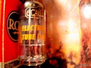 RCA NOS GC4 TUBE