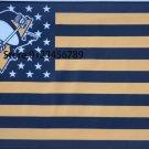 Pittsburgh Penguins Flag 3ft x 5ft Polyester Custom flag