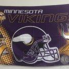 Minnesota Vikings Helmet Flying Flag Banner flag 3ft x 5ft 100D Polyester 90x150cm