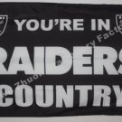 Oakland Raiders Flag 3ft x 5ft Polyester NCAA Banner Flying Custom flag 90x150cm