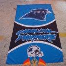 Football Carolina Panthers Banner Large Flag Banner flag 3ft x 5ft 100D Polyester 90x150cm