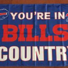 Polyester Buffalo Bills 3x5ft Flag Banner 100D Polyester flag 90x150cm