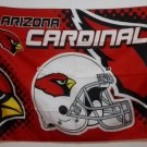 Arizona Cardinals Helmet Flying Flag Banner flag 3ft x 5ft 100D Polyester 90x150cm