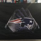 New England Patriots 2 Gloves 3x5 ft flag 100D Polyester flag 90x150cm