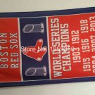 Boston Red Sox World Series Champions Flag 3ft x 5ft Polyester MLB flag