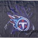 Tennessee Titans 2 Gloves 3x5 ft flag 100D Polyester flag 90x150cm